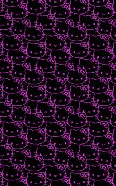 imagen descubierto por Melissa 방 사랑~.) tus propias imágenes y videos en We Heart It Goth Wallpaper, Trippy Wallpaper, Aesthetic Pastel Wallpaper, Cute Wallpaper Backgrounds, Cute Wallpapers, Aesthetic Wallpapers, Glitter Wallpaper, Hello Kitty Iphone Wallpaper, Hello Kitty Backgrounds