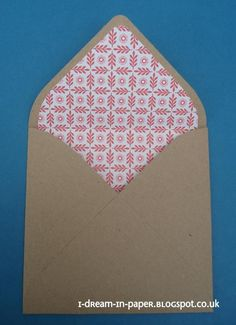 """Make Your Own Envelopes Templates Luxury Envelope for A 5x5"""" Card Made the Old Fashioned Way Printable Invitation Templates, Card Templates, Diy Crafts For Gifts, Paper Crafts, Diy Paper, Diy Envelope Template, Envelope Maker, How To Make An Envelope, Craft Tutorials"""