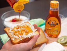 Brunch Ideas, Dairy, Cheese, Food, Royal Jelly, Breakfast, Beekeeping, Ranch, Honey
