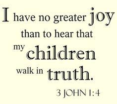 No Greater Joy.