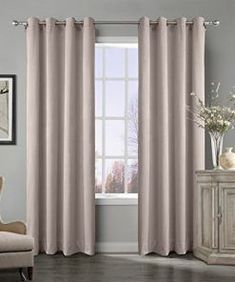 Farmhouse Drapes and Rustic Drapes Best Farmhouse Style Drapes! Discover the most beautiful farmhouse curtains and rustic window treatments. Living Room Drapes, Home Curtains, Farmhouse Curtains, Country Curtains, Farmhouse Windows, Rustic Curtains, Farmhouse Window Treatments, Printed Curtains, Custom Drapes