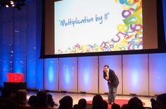 Vedic Maths Talk at TED Youth, New York