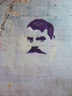 The best street art I have ever seen. Its Emiliano Zapata from Mexico.