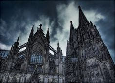 #Church. Cologne, Germany.