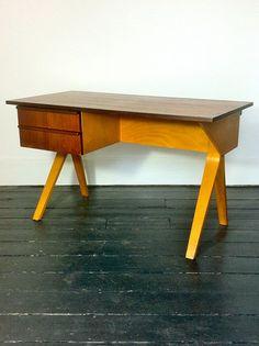 Cees Braakman EB02 Desk for Pastoe | Matt Mitchell London