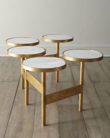 Circles Coffee Table @Pascale Lemay Lemay De Groof