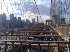 Nueva York desde el Puente de Brooklyn