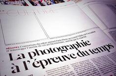 Jornal mostra o impacto das fotos no jornalismo e faz versão do impresso sem elas.