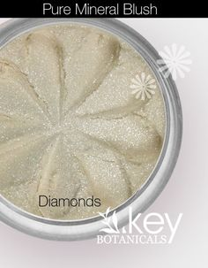 RARE MINERAL BLUSH CHEEK COLOR PURE DIAMONDS Very by keybotanicals, $10.00