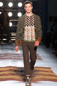 Spring 2013 Menswear  Missoni