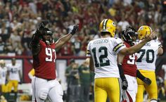 Falcons' Player Suggests Packers Cheat, Is a Dimwit -- The Green Bay Packers are cheaters, according to Atlanta Falcons defensive lineman Grady Jarrett. Grady Jarrett is a dimwit, according to reality.