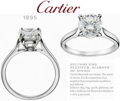 """FSOG - Companion for The Proxy by PP-DJC - Chapter 39 - """"I have also re-booked the appointment with Cartier. I am almost certain of the ring I want to get Ana, platinum with a two and a half carat solitaire diamond, from their 1895 Solitaire range. .... ... .... She will freak out if she discovers how much I am going to pay, after her reaction to the price of my piano, I wonder if she will be brave enough to wear it. It's one of the more modestly priced pieces at $80,000."""""""