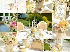 Decor Victorian Glamour - Satori Art & Event Design
