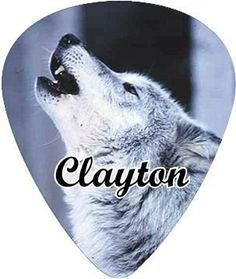 Clayton Wolf Guitar Pick Standard .80MM 1 Dozen by Clayton. $3.99. These Clayton guitar picks are made with Acetal/Polymer, a unique material that produces clean overtones, fast release, and has a nonslip surface for sweat-soaked excursions... Save 33% Off!
