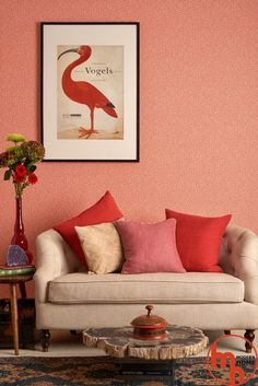 Wallpapers for walls Cole & Son - Curio photo №1