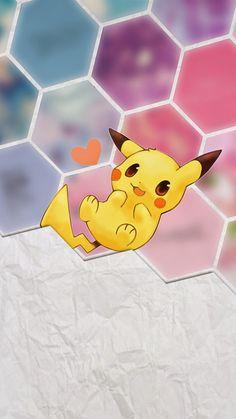 Tap image for more iPhone 6 Plus Pikachu wallpapers! Pikachu - @mobile9 | Cute wallpapers for iPhone 5/5s, iPhone 6 & iPhone 6 plus #kawaii #chibi #pokemon