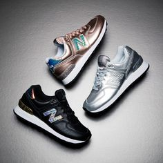 The New Balance 574 Glitter Pack 939ed982ba7a