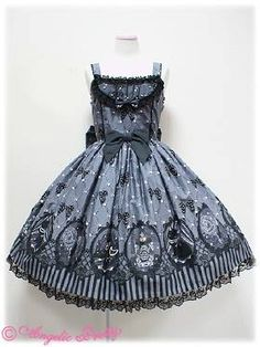 Gothic Angelic pretty dress