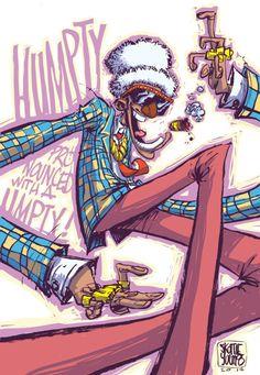 Ed Piskor let me do Ed Piskor let me do a piece for his comic HIP-HOP FAMILY TREE. Had to go with the man himself no nose job Humpty Hump. Cartoon Noses, Cartoon Art, Art Of Noise, Trill Art, Graffiti I, American Cartoons, Young Art, Skottie Young, Hip Hop Art