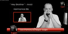 Avicii - Hey Brother - Harmonica Bb