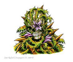 #w33daddict #Sinsemilla #Hemp #Cannabis #marijuana #Weed #Pot #Haschisch #Grass #Pot #Herbe #Stoners #Smokers #Art ...