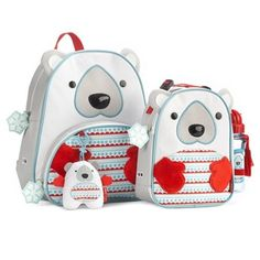 Polar Pack Backpack & Lunch Bag. Keeping packed lunches super cool (available from Peanut & Pip).