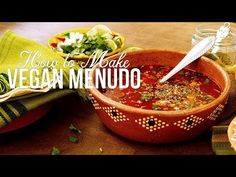A Mexican classic soup recipe gets a scrumptious vegan makeover! Amigos this vegan menudo tastes similar to the classic version but without any animal products. It's so delicious that even those that enjoy classic menudo will devour this vegan version.