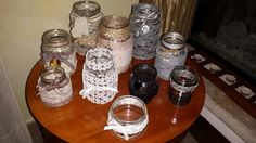 Diy jar decorations
