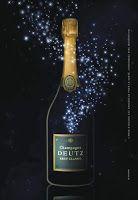 Guide VERON des Champagnes: Champagne Deutz - Amour de Deutz 2008 Champagne Deutz, Exotic Fruit, Coffee Roasting, Cacao, Bubbles, Bottle, Flask, Jars