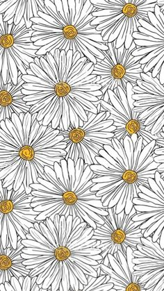 wallpaper on We Heart It - patterns, templates - wallpaper on We Heart It grafika flowers, wallpaper, and daisy Iphone Wallpaper Bible, Iphone Wallpaper Inspirational, Watercolor Wallpaper Iphone, Iphone Wallpaper Glitter, Fall Wallpaper, Iphone Background Wallpaper, Locked Wallpaper, Aesthetic Iphone Wallpaper, Flower Wallpaper