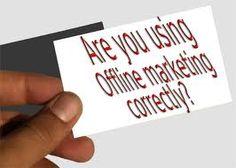 Are You Using Offline Marketing