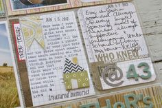 member of #Projectlife creative team Michelle Wooderson of Mish Mash