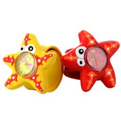 >> Click to Buy << New Trendy Nice Starfish Cartoon Watches Children Kid Quartz Watch Sport Bendable Rubber Strap Wrist Watch for girls boys #Affiliate
