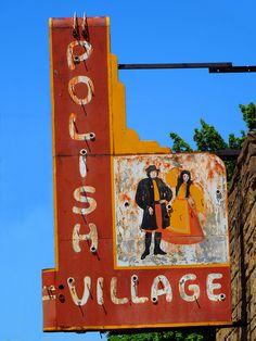 Polish Village....Cleveland, Ohio