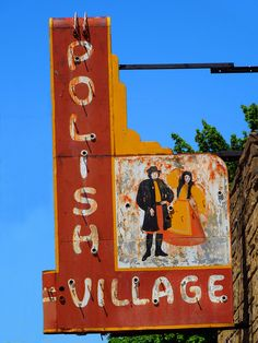 Polish Village....Cleveland, Ohio