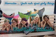Cute pod shot #MerMatesAdelaide #mermates #mermaids #mermaidlife #finfun #finfunmermaid #delfinamermaid