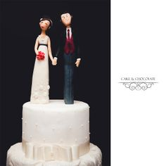 Wedding Cake by Cake&Chocolate
