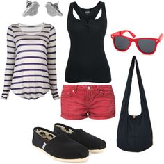"""""""summer lovin"""" by loosuf22 on Polyvore"""