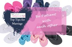 The Wedding Flip Flops team have come up with our top tips for a lasting marriage - choose to love each other, even in those moments you struggle to like each other ! Money Flowers, Wedding Flip Flops, Seasonal Flowers, Marriage Tips, Have A Great Day, Flipping, Special Occasion, Wedding Flowers, Wedding Invitations