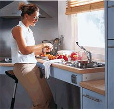 Countertop Height For Handicap : 1000+ images about *{MOBILITY SOLUTIONS}* on Pinterest Electric ...