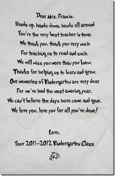 Image result for teacher poem helping me grow