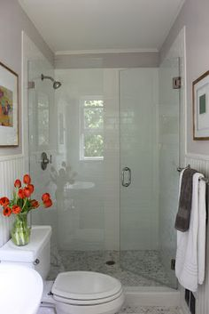 """This week, I had the opportunity to look through all the wonderful Before and After projects submitted in One Project Closer's """"Before and After"""" series to raise awareness for Habitat for Humanity.  I wanted to share my favorite project with you. I feel in love with this amazing bathroom transformation from Tenth Avenue […]"""