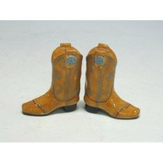 Western Cowboy Boots Salt and Pepper Shakers S&P by Pacific Enterprise. $12.99. Each piece approx 3-1/2 inches high. Gift Box. Cowboy Boots Salt and Pepper Shaker Set. Western Cowboy Boots Salt and Pepper Shakers S&P
