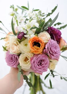 DIY: Wedding Bouquet