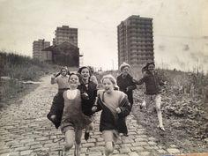 Girls in Blackley, Manchester