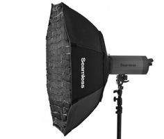 A versatile little number for even and flattering light. Comes complete with outer grid, outer diffuser and a variety of coloured, reflective inner linings. Muslin Backdrops, Studio Lighting, Photography Tips, Diffuser, Riding Helmets, Grid, Number, Photos, Pictures