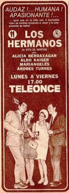 Canal 11 Los Hermanos 1970's