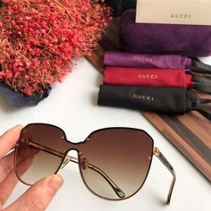 Gucci Gucci Gg5836 138-0-136 0901165-66577195 Whatsapp:86 17097508495 Gucci Sunglasses, Sunglasses Case, Gucci Gucci, Latest Fashion, Style, Swag, Stylus, Outfits