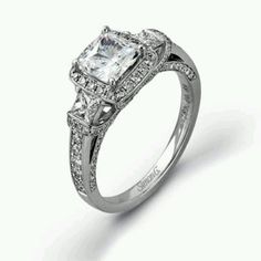 This is my engagement ring! He did good :)