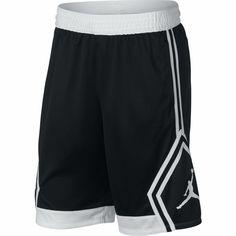 9f37548387837a NIKE Men s Jordan Rise Diamond Basketball Shorts NEW 887438 013 Black Small   Nike  Athletic